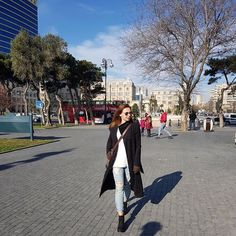 I could walk around this city all day. . . . . . #travel #travelgram #travel #travelblogger #photowalk #photooftheday #instagood #instagram #instadaily #instagirl #friday #friday #realtorlife #life #love #realestate #art #blue #sky #spring #winter #russia #coats #vibes #mybaku #azerbaijan #nofilter #girlsfashion #modelgirl #localrealtors - posted by Maryna Bespalaya https://www.instagram.com/ladymary___ - See more Real Estate photos from Local Realtors at https://LocalRealtors.com