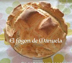 Pan rápido (Con monsieur cuisine) | Cocina
