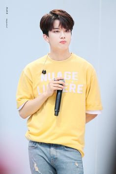 He is sooo cute #Youngjae