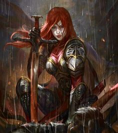 Angels, demons, gods, oh my. A shrine to all things fantasy with some science fiction involved as well as fan art and mythology. Roman Fantasy, High Fantasy, Fantasy Rpg, Fantasy Women, Medieval Fantasy, Fantasy Girl, Fantasy Artwork, Fantasy Female Warrior, Female Art