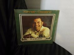 "Kenneth Copeland - I'm A Believer - SLP 1006 - 12"" vinyl lp (KCP Records1979) - Still Sealed  70s xtian album"