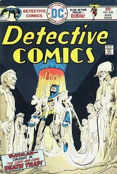 Batman, Detective Comics #450. #Batman #DetectiveComics
