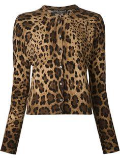 dd2a6923b0b74 Designer Cardigan Sweaters for Women 2019. Leopard Print ...