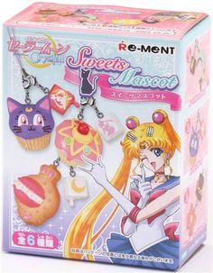 Sailor Moon Sweets Mascot Re-Ment miniature blind box 2