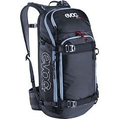 Evoc FR Pro 20 Litre Back Pack Ruck Sack 4203401 ML Black *** For more information, visit image link.(This is an Amazon affiliate link and I receive a commission for the sales)