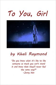 New Book Listed -  To You, Girl