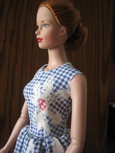 Barbie clothes with printable patterns