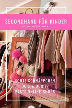 aa8e81adce Secondhand für Kinder. Die besten Mami-Hacks: Echte Schnäppchen, Do's und  Don