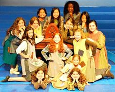 Annie musical high school | ... upcoming production of 'Annie' are set to perform later this month,  Check out tops on orphans.  I could do them over what we have already.