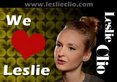 Leslie Clio - We love Leslie Clio ❤❤