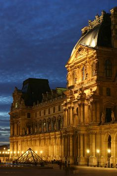 Tour the magnificent Louvre in Paris, France!  Last time I was there, regrettfully, I missed it...