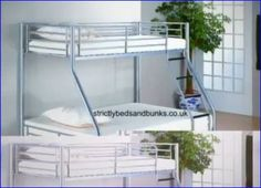 Strictly Beds and Bunks boasts of the best bunk beds for kids. All of them in stock with a nationwide delivery within days.Unlike most other stores Strictly Beds and Bunks does not use carriers but their own secure and safe delivery department.