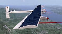 वाराणसी में रातभर रुकने के बाद सोलर इम्पल्स-2 ने भरी म्यांमार के लिए उड़ान