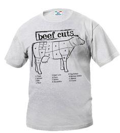BeefCuts tshirt