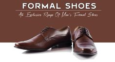 Look Dapper In The Most Exclusive Range Of Men's #Formal #Shoes Online. Shop Now at #Hytrend To Look Your Formal Best.. >> http://hytrend.com/men/shoes/formal.html