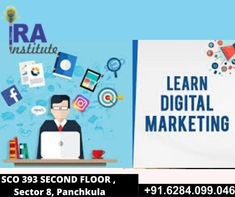 We Offer Digital Marketing Training in Chandigarh with Placements. Learn how to promote your business through online inefficient manner. In this Digital Marketing Course we will teach you how to build a brand with latest techniques Marketing Training, Online Marketing, Social Media Marketing, Digital Marketing, Promote Your Business, Chandigarh, Best Teacher, Business Branding, Seo