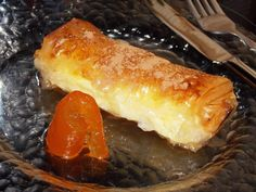 Γαλακτομπούρεκο αρωματισμένο με περγαμόντο...!!! (Galaktompoureko flavored with bergamot)