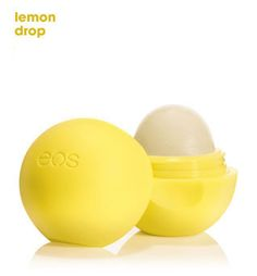 Lemon Drop SPF 15 Lip Balm Sphere
