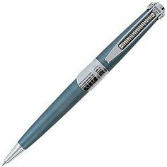 Waterman Harley Davidson Combustion Blue Ballpoint Pen - 27505 by Waterman. $75.00. These exciting new products feature an incredible design faithfully inspired from the timeless ageless Harley-Davidson legend. The Combustion pen design is based on the famous Harley-Davidson EL 36 model. Each pen features a pen cap and clip inspired by the unique Springler fork design. The Waterman Pen company has designed a ballpoint pen a rollerball pen and a fountain pen available ...