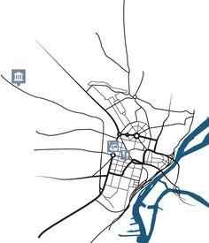 "Popatrz na mój projekt w @Behance: ""Map for collage project"" https://www.behance.net/gallery/45281299/Map-for-collage-project"
