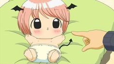 Anime Chibi, Kawaii Anime, Mpreg Anime, Cartoon Crazy, Cartoon Art, Gakuen Babysitters, Anime Reviews, Cute Chibi, Drawing Reference