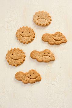 #DIY cute smile cookies!