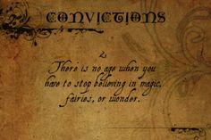 """convictions"""