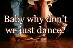"countryboysredneckgirls: ""Josh Turner-Why Don't We Just Dance """