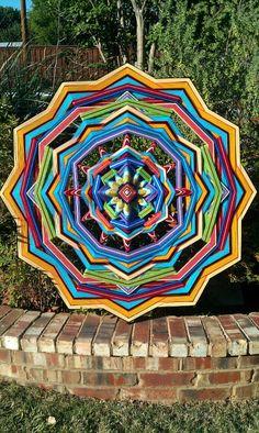 » World Wide Mandala Weavers Mandalas