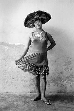 Magnolia Juchitán, México, 1986 Photo by Graciela Iturbide