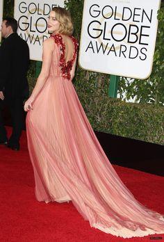 Amber Heard at the 73rd Annual Golden Globe Awards (2016)