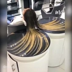 Perfect hair cut & color transformations 😍😘 Best Hair Models and Hair İdeasi Popular Great Hair Style, Hair Design Hair Color Highlights, Ombre Hair Color, Hair Color Balayage, Hair Color For Black Hair, Hair Color Placement, Curly Hair Styles, Natural Hair Styles, Perfect Hair Color, At Home Hair Color