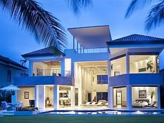 Right on the Beach! Spectacular Casa Del Mar Luxury Home. Playa Hermosa, Costa Rica