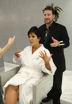 Elegant Hairstyles Haircut Ideas: Kris Jenner Hairstyle Ideas for ...