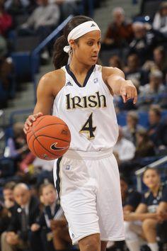 Skylar Diggins, Notre Dame