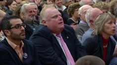 Rob Ford's controversial remarks derail mayoral debate:  Mayor's use of anti-Semitic slur earlier this year takes over discussion, provokes strong reaction from crowd  (CBC News 06 October 2014)