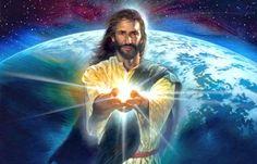 A igreja e o sistema religioso estaria ocultando a verdade: 'Jesus é um extraterrestre que veio para mudar o mundo' ~ Sempre Questione - Notícias alternativas, ufologia, ciência e mais