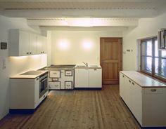 Anna Wickenhauser Architektur  Haus M Brand/A Privathaus Umbau Wicken, Anna, Kitchen Cabinets, Home Decor, Architecture, House, Decoration Home, Room Decor, Cabinets
