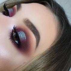 2019 Naked heat Sauced cayenne en fuego ashes Anastasia Beverly is part of eye-makeup - eye-makeup Makeup Eye Looks, Eye Makeup Tips, Eyeshadow Looks, Glam Makeup, Makeup Goals, Skin Makeup, Makeup Inspo, Eyeshadow Makeup, Makeup Art