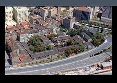 Patrimonio Industrial Arquitectónico: Fundición Averly en nuestra memoria, Zaragoza. Album fotográfico. Industrial, Zaragoza, Antique Photos, Cities, Fotografia, Hipster Stuff, Industrial Music