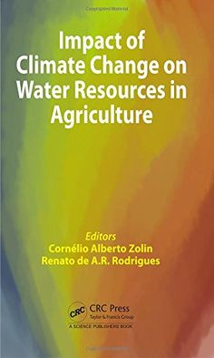 Impact of Climate Change on Water Resources in Agriculture free ebook