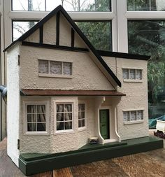 Lovely Vintage Lines/Triang DH/D Dolls House Extended & Recently Restored | eBay