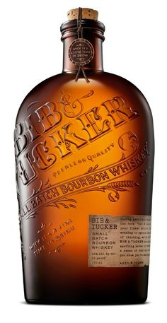 Caskers Selection: Bib & Tucker 6 Year Old Small Batch Bourbon Whiskey - Caskers Beverage Packaging, Bottle Packaging, Brand Packaging, Packaging Design, Product Packaging, Bourbon Whiskey, Scotch Whiskey, Whiskey Cocktails, Vodka
