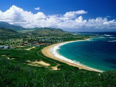 Saint Kitts and Nevis guide for anyone who's interested. Amazing green-blue view!