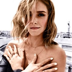 Emma Watson - The colorized version