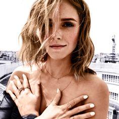 Emma Watson - The colorized version