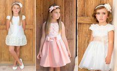 Más de 35 Modelos de vestidos de niñas para fiestas de gala