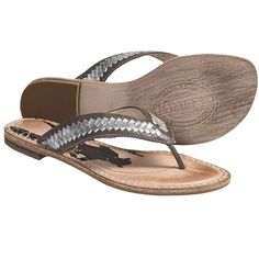 Spirit by Lucchese Cali Sandals - Flip-Flops, Leather (For Women))