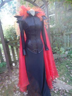 Hunger Games Katniss Everdeen costume Girl on Fire by RetroSewCo, $399.00