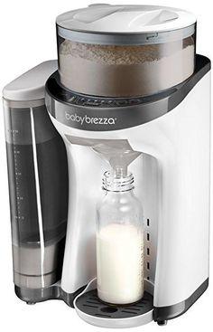 Baby Brezza Automatic Milke Formula Pro One Step Food Bottle Maker